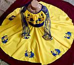"""Вишите плаття для дівчинки """"Кульбаба"""" - найкраще перше плаття вишиванка"""