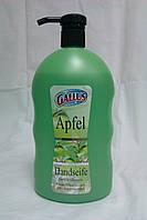 Жидкое мыло Pour Gallus Handseife Apfel 1000мл Мыло галлус яблоко 1л