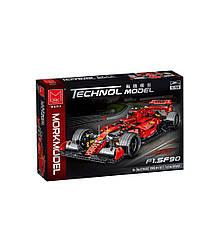 "Конструктор MORK 023005 ""болід"" Формули-1"" Racing Car Model Building, 1072 деталей."