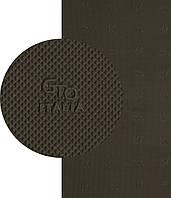 ГТО, GTO Itallia 023 (Bissell), р. 380*570*1.2 мм, цв. коричневый - резина подметочная/профилактика листовая