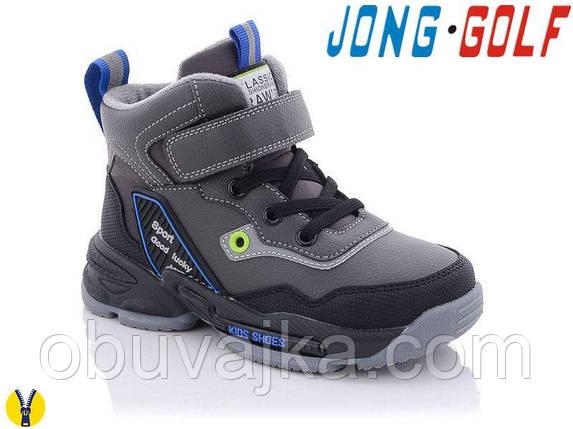 Ботинки для мальчиков от Jong Golf Демисезонная обувь 2021 (22-27), фото 2