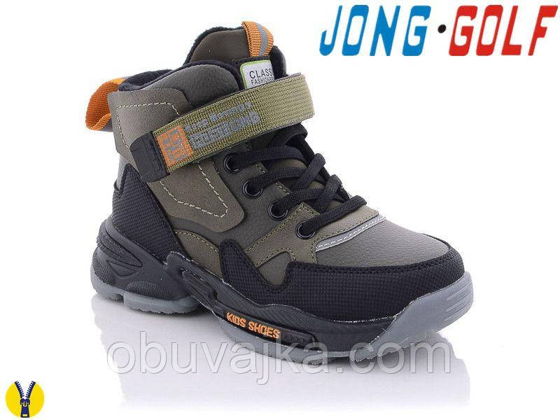 Черевики для хлопчиків від Jong Golf Демісезонне взуття 2021 (22-27)