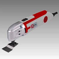 Мультинструмент 250 Вт., (Renovator), 15000 - 22000 ход/мин, аксессуары, кейс, Intertool