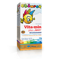 Olimp Vita-Min plus Junior multivitamin 150 ml, фото 1