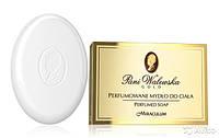 Парфюмированное крем-мыло Pani Walewska Gold 100 г Пани Валевска мыло парфюмированное 100г