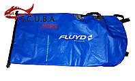 Сумка-рюкзак сухая для подводной охоты Salvimar Fluid Drybackpack Blue 60/80 л