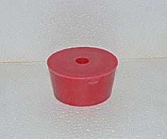 Пробка резиновая конусная 52х43мм под гидрозатвор