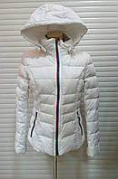 Пуховик snowimage b122 белый