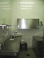 Мойка кухонного оборудования. Удаление жира.