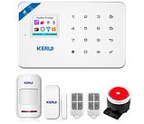 Комплект сигналізації Kerui alarm W18 Start, фото 2