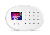 GSM сигнализация охранная Kerui alarm W20 с Wi-Fi Start, для квартиры, для дачи, для дома, для гаража, малое, фото 3