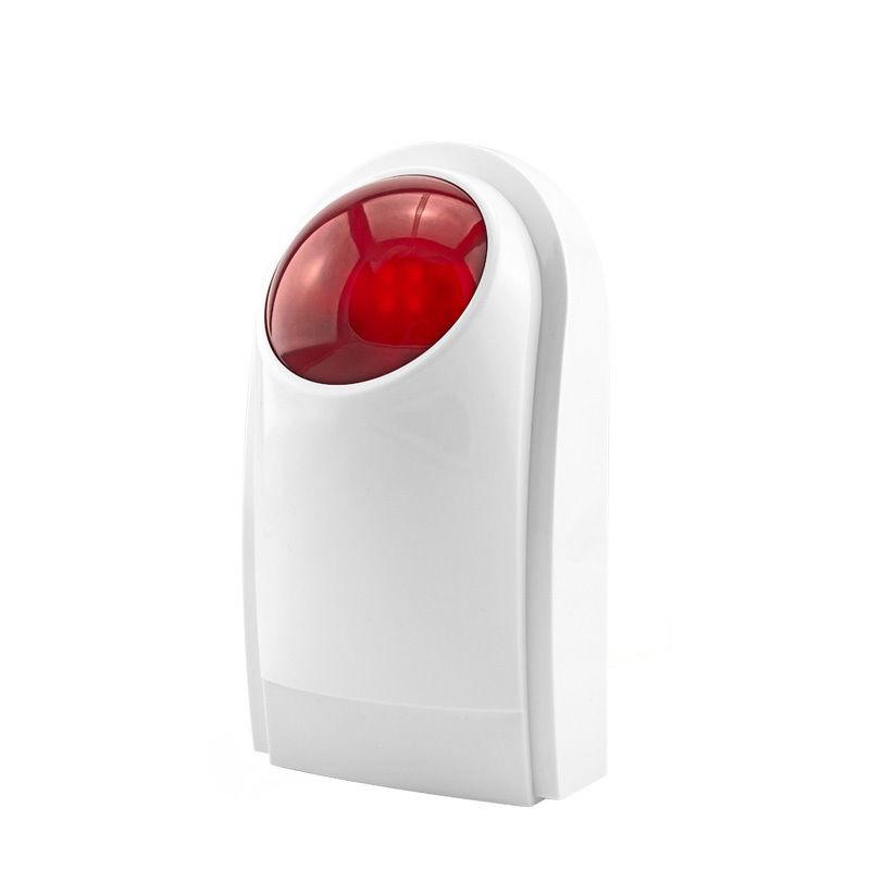 Автономная беспроводная свето-звуковая сирена J008