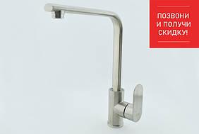 Смеситель для кухни из нержавеющей стали Mixxus Eva-011