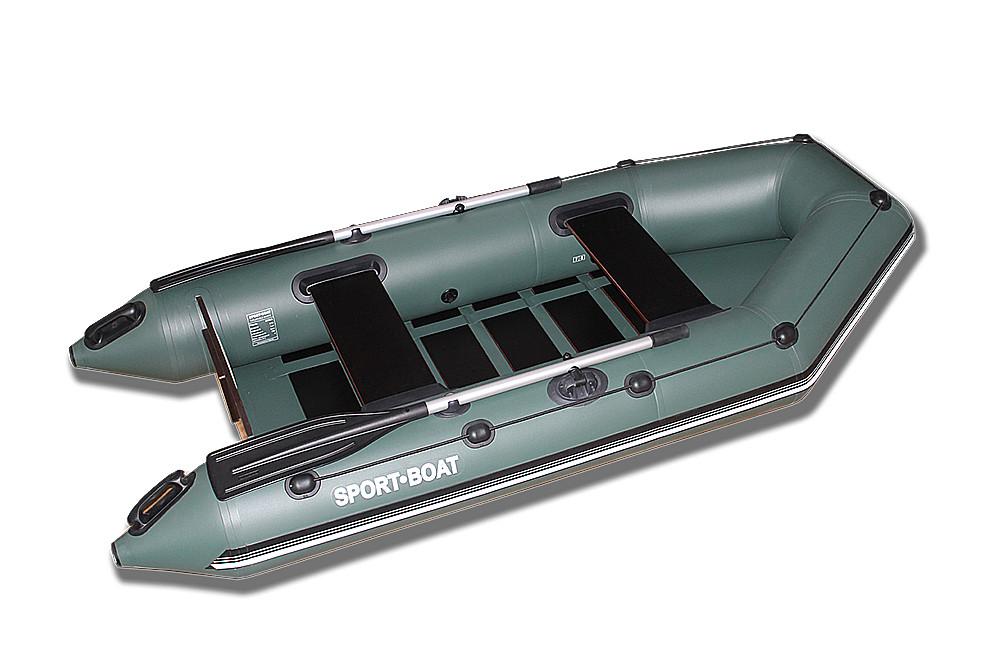 """Моторний човен з сланевым днищем """"Sport-Boat"""" Neptun N270LS, (021-0022)"""
