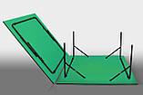 Теннисный стол для помещений «Феникс» Start M16 зеленый, (026-0004), фото 3