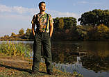 Костюм для рыбалки и охоты «Mavens Хант» Олива, размер 64 (031-0006), фото 3