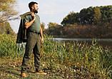 Костюм для риболовлі та полювання «Mavens SoftShell (Original)» олива меланж, розмір 58 (031-0014), фото 2