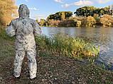 """Зимовий костюм до -40° """"Mavens Тайга"""" Еверест, для риболовлі, полювання, роботи в холоді, розмір 52-54 (031-0019), фото 2"""