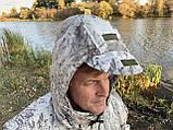 """Зимовий костюм до -40° """"Mavens Тайга"""" Еверест, для риболовлі, полювання, роботи в холоді, розмір 52-54 (031-0019), фото 3"""