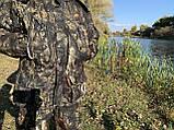 """Зимний костюм до -40° """"Mavens Зубр"""" Лес, для рыбалки, охоты, работы в холоде, размер 64-66 (031-0024), фото 3"""