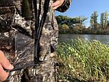 """Зимний костюм до -40° """"Mavens Зубр"""" Хант, для рыбалки, охоты, работы в холоде, размер 52-54 (031-0025), фото 2"""