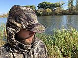 """Зимний костюм до -40° """"Mavens Зубр"""" Хант, для рыбалки, охоты, работы в холоде, размер 52-54 (031-0025), фото 3"""