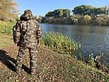 """Зимовий костюм до -40° """"Mavens Зубр"""" Снайпер, для риболовлі, полювання, роботи в холоді, розмір 60-62 (031-0026), фото 2"""