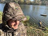 "Зимний костюм до -40° ""Mavens Зубр"" Снайпер, для рыбалки, охоты, работы в холоде, размер 64-66 (031-0026), фото 3"