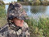 """Зимний костюм до -40° """"Mavens Зубр"""" Хищник, для рыбалки, охоты, работы в холоде, размер 56-58 (031-0028), фото 2"""