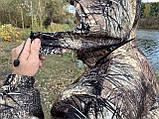 """Зимовий костюм до -40° """"Mavens Зубр"""" Хижак, для риболовлі, полювання, роботи в холоді, розмір 64-66 (031-0028), фото 3"""