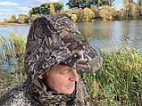 """Зимовий костюм до -40° """"Mavens Зубр"""" Хаща, для риболовлі, полювання, роботи в холоді, розмір 56-58 (031-0029), фото 3"""