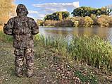 """Зимний костюм до -40° """"Mavens Зубр"""" Чаща, для рыбалки, охоты, работы в холоде, размер 64-66 (031-0029), фото 2"""