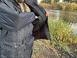 """Зимний костюм до -40° """"Mavens Сибирь"""" Синий, для рыбалки, охоты, работы в холоде, размер 64-66 (031-0034), фото 2"""
