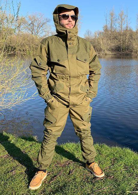 """Костюм для рыбалки и охоты Mavens """"Горка босфор"""", размер 60"""