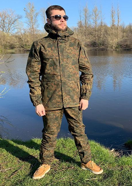 """Костюм для рыбалки и охоты Mavens """"Горка -3 Шнайдер"""", размер 56"""