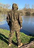 """Костюм для рыбалки и охоты Mavens """"Горка -3 Шнайдер"""", размер 56, фото 2"""