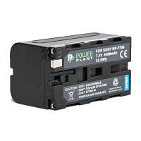 Аккумулятор PowerPlant LED NP-F750 (DV00DV1366)