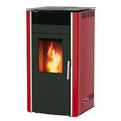 Котел - камін пелетний Alfa-Plam Luca 8 кВт повітряного опалення(Сербія)