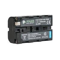 Аккумулятор PowerPlant LED NP-F550 (DV00DV1365)