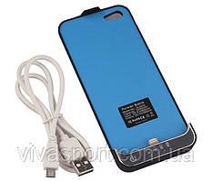 Чехол-аккумулятор для iPhone 5/5S, (батарея чехол на 2200 mAh)