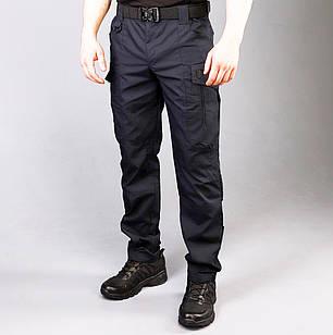 """🔥 Тактические штаны-брюки """"Conqustador"""" (темно синие) штаны, нацгвардии, всу, милитари, боевые, карго"""