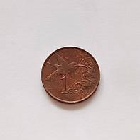 1 цент Тринидад и Тобаго 2008 г.., фото 1