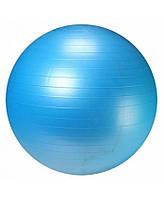 Фитбол LiveUp Anti-Burst Ball 55 см (LS3222-55b) Blue насос в комплекте