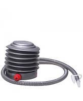 Насос ножной LiveUp Foot Pump (LS3291) Gray