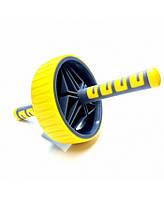 Ролик для пресса LiveUp Exercise Wheel (LS3371) 19 см