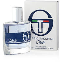 Sergio Tacchini Club - Туалетная вода (Оригинал) 50ml