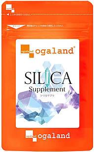 Ogaland Silica экстракт хвоща, содержащий кремний для волос и кожи 30 таблеток на 30 дней