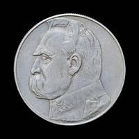 10 Злотих 1936 Юзеф Пілсудський Польща / Польща
