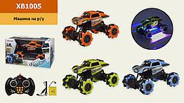 Машина акум р|у XB1005 (24шт|2) 3 кольори,1:16, функція бічній їзди, танцює, світло,звук, в кор. 32.