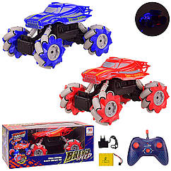 Машина акум. р|у 6688-121A (24шт|2) 2 кольори, 1:16, світло,звук, в кор. 37*19*16 див. р-р іграшки – 24*